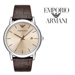 Relógio Emporio Armani® Luigi Brown Dial