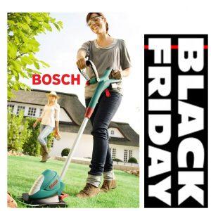 TOP PREÇO BLACK FRIDAY Aparador de Relva Bosch Sem Fios