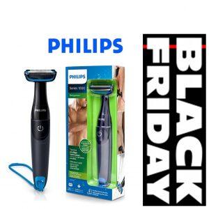 TOP PREÇO BLACK FRIDAY Philips Aparador Corporal Body Groom BG1024/16