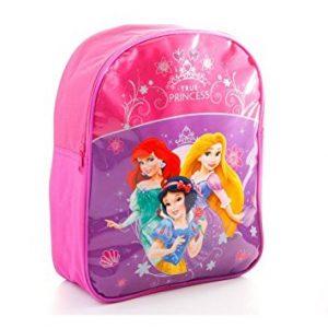 Mochilha Princesas Disney 31cm | Produto Licenciado
