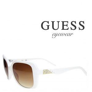 Guess® Sunglasses GUF226 WHT-34