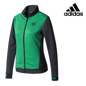 Adidas® Casaco Roland Garros Women Green | Tecnologia Climalite®