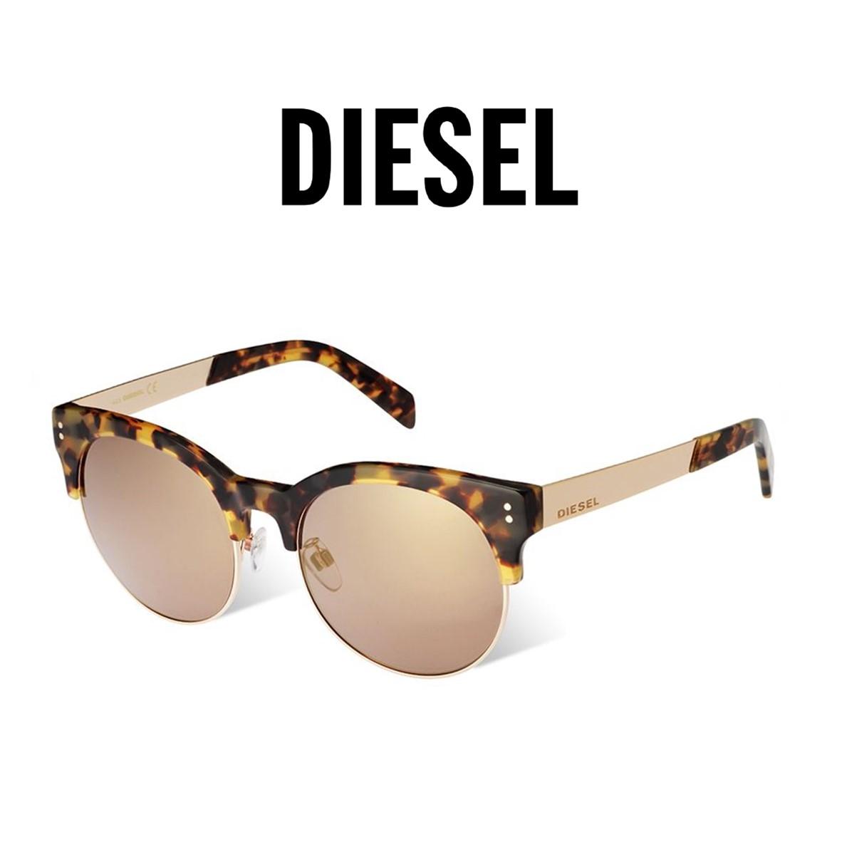 c9c4635181 Diesel® Lunettes de Soleil DL0204-D 53G - You Like It