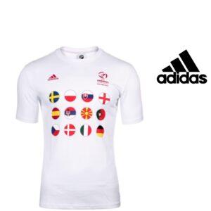 Adidas® T-Shirt Uefa Euro U21 Poland | Tecnologia Climalite®