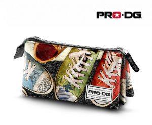 Pro DG® Estojo Triplo Sneakers 23,5cm