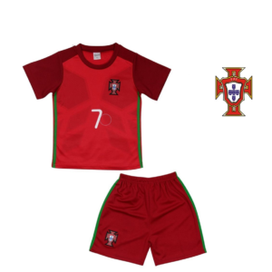 Replica Equipamento Portugal Junior