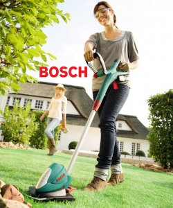 Aparador de Relva Bosch Sem Fios