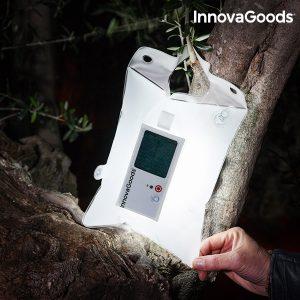 Almofada Insuflável Solar com LED Gadget Tech