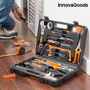 Caixa de Ferramentas Home Tools 108 Peças