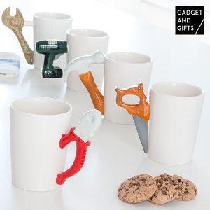 Caneca 350 ml | Ferramentas Gadget and Gifts | 4 Modelos