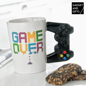 Caneca 400 ml Game Over Gadget and Gifts