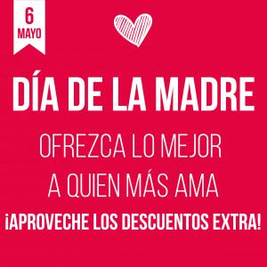 6 de Mayo Día de la Madre