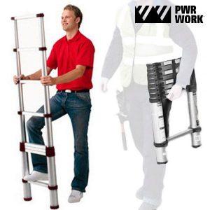 Escada Telescópica Extensível XXL Ladder