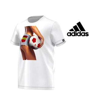Adidas® T-Shirt Summer Fan Spain
