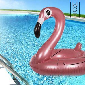 Flamingo Insuflável Summer Wagon Trend