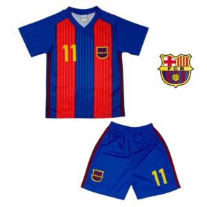 Replica Equipamento Barcelona Junior