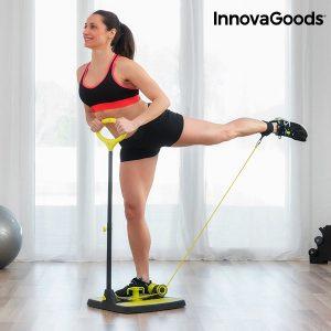 Plataforma de Fitness Para Glúteos e Pernas Com Guia de Exercícios Sport Fitness
