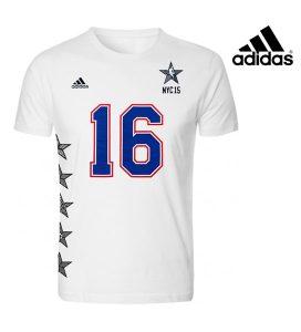 Adidas® T-Shirt NYC15 Pau Gasol