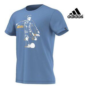 Adidas® T-Shirt Messi | 100% Algodão