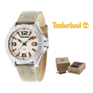 Relógio Timberland® Wallace Beige | 5ATM