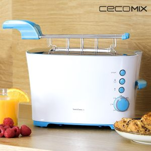 Torradeira Cecomix Taste 2S 3027