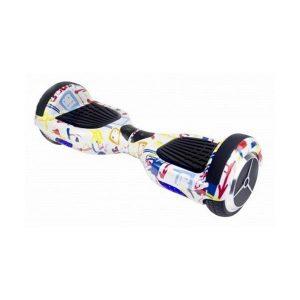 Trotineta Elétrica Hoverboard Skate Flash K6 Street 13 km/h