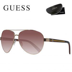 Guess® Óculos de Sol GU0124F H73 62 | GUF 124 GLD-34