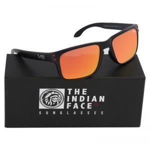 Óculos Freeride Spirit Style Lentes Laranja   1 Par de Hastes Extra