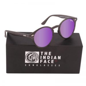 Urban Spirit Style Glasses Purple Lenses | 1 Pair of Extra Sticks