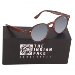 Urban Spirit Style Glasses Gray Lenses | 1 Pair of Extra Sticks