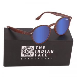 Urban Spirit Style Glasses Blue Lens | 1 Pair of Extra Sticks