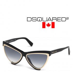 Dsquared2® Óculos de Sol DQ0240 57-011 01B
