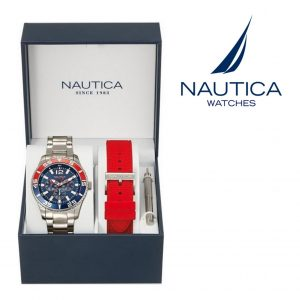 Relógio Nautica® | Cronógrafo | New York Watches