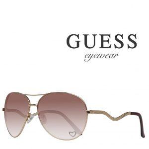 Guess® Óculos de Sol GU7021 H73 GLD-34