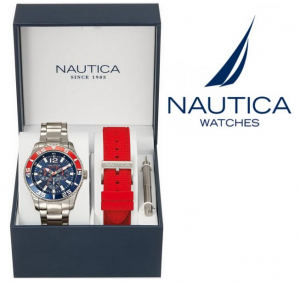 Reloj Nautica®   Chronograph   Nueva York Watches