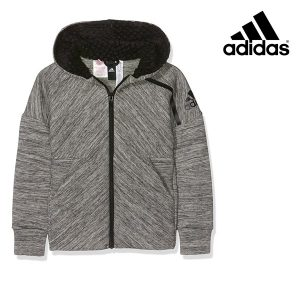Adidas® Casaco Z.N.E Confort Grey Junior