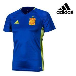 Adidas® Camisola Espanha Oficial Blue | Tecnologia Climacool®