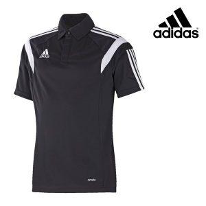 Adidas® Polo Condivo14 Black | Tecnologia Climalite®
