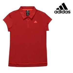 Adidas® Polo Galaxy Women's Red | Tecnologia Climalite®