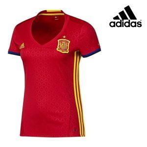 Adidas® Camisola Espanha Oficial Euro 2016 Woman | Tecnologia Climacool®