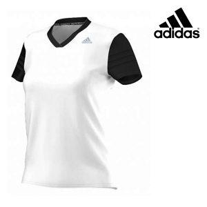 Adidas® T-Shirt Response Women's Running White | Tecnologia Climalite®