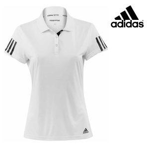Adidas® Polo Response Women's White| Tecnologia Climalite®
