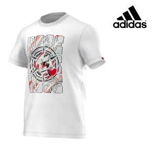 Adidas® T-Shirt Derrick Rose Hero White