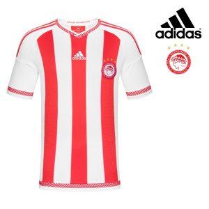 Adidas® Camisola Olympiacos Oficial Junior Listas | Tecnologia Climacool®
