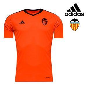 Adidas® Camisola Valencia Oficial Junior Laranja | Tecnologia Climacool®