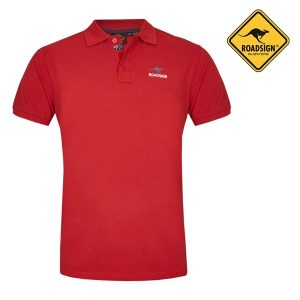 Polo Australian Fashion Red | Tamanho S