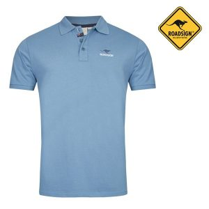 Polo Australian Fashion Blue | Tamanho L