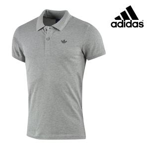 Adidas® Polo Originals Pique Grey