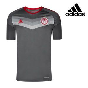 Adidas® Camisola Olympiacos Oficial Cinza | Tecnologia Climacool®