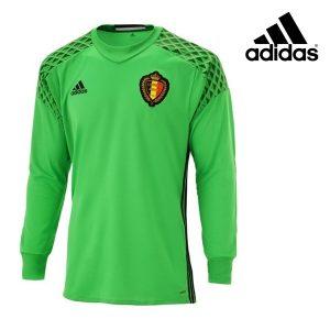 Adidas® Camisola de Guarda Redes Bélgica | Tecnologia Climalite®